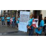 20 de Junio 3ª Concetración de las Víctimas del JK5022
